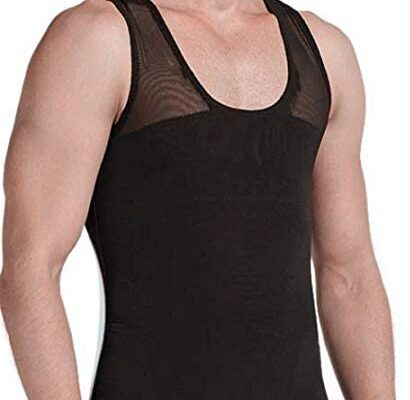 learn-how-to-hide-man-boobs-by-using-gynecomastia-compression-shirt